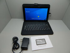 """Proscan PLT1065 (K-512-8GB) 10"""" Tablet Touch Screen Android Keyboard"""