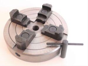 Spannfutter Backenfutter Drechselfutter M 18 x 2,5 Drechseln Drechselbank M18