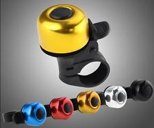Hot!!! Colorful Handlebar Bell Sound for Bike Bicycle Accessories Metal Ringbell