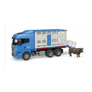Bruder Scania R-Series Cattle Truck 1:16 U03549