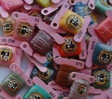 447  Matassine  punto croce Pandathread, 100% cotone egiziano, intera collezione