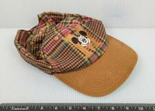 Vintage Disney's Mickey Mouse Goofy's Hat Co. Snapback Hat g50