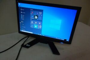 """ACER X163W 16"""" Widescreen LCD Monitor Black Compact 8ms VGA X163Wb ET.ZX3WP.001"""
