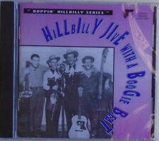 HILLBILLY JIVE WITH A BOOGIE BEAT - CD - Boppin' Hillbilly Series  - BRAND NEW