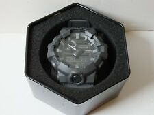 Casio G-Shock Men's Analog-Digital Dark Grey Resin Strap Watch 53mm