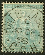 Cape of Good Hope 1884-98   Scott #50  USED