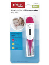 Playtex Baby Flexible Digital Thermometer with Case