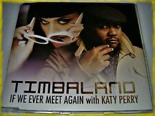 TIMBALAND with KATY PERRY - IF WE EVER MEET AGAIN | Single CD 111austria 😊