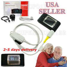 USA Handheld Pulse Oximeter SpO2 Monitor,veterinary,blood oxygen,CMS60C,Software