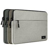 Waterproof Bag Sleeve Case Laptop Notebook Cover For MacBook HP Dell Lenovo