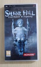 SILENT HILL SHATTERED MEMORIES PSP ITALIANO PLAYSTATION COMPLETO PAL COME NUOVO