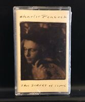 Charlie Peacock The Secret of Time Cassette 90s OOP Sparrow Christian NEW Sealed