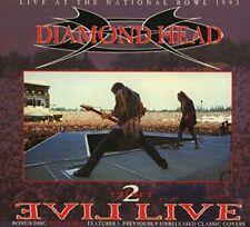 Diamond Head - Evil Live [CD]
