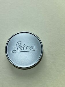Leica  tappo in metallo