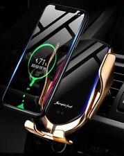 2020intelligent infrared sensor car wireless charger Magic clip R1 car bracket m