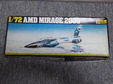 Maquette vintage Heller - AMD Mirage 2000 au 1/72