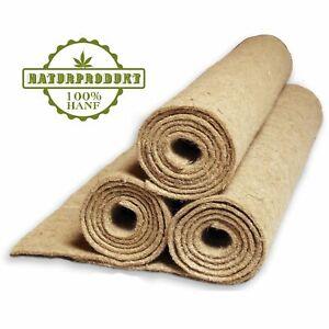 Hanfmatte - Abdeckmatte 3 Sück für Wurmkomposter Wurmkiste Wurmfarm