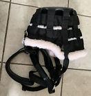 TEKE Deluxe Grazing Fleece Lined Muzzle Horse Cover Full Black