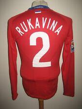 Serbia Serbska PLAYER ISSUE football shirt soccer jersey voetbal trikot size S