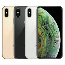 NEW Apple iPhone XS 64GB 256GB 512GB⚫⚪🟡🔓Unlocked✅AT&T ✅Verizon✅T-Mobile✅Sprint
