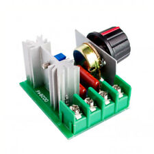 220V Electronic For Temperature Control Speed Controller Voltage Regulator SCR