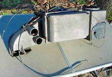 Mopar 1968 A-Body Barracuda Heater Box-NO A/C Air- 67-72 A-Body?Valiant, Dart
