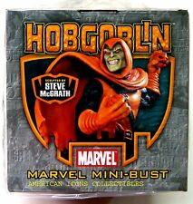 Hobgoblin Bust Statue New 2005 Bowen Marvel Comics Spider-man
