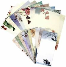 Stationary Paper and Envelopes Set,60PCS Stationary Set(40 stationery Papers + 2