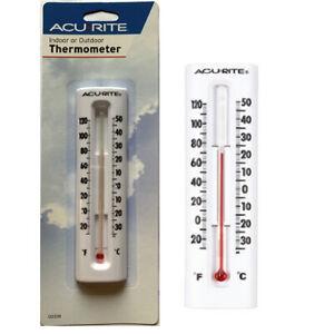 100% Genuine! ACURITE Indoor or Outdoor Thermometer Celsius!