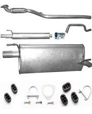Auspuff ROHR+ MSD+ESD  dazu Montagesetpassend für Opel Meriva A  bis12/2005 Neu