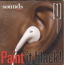 CD sounds - Paint it black! Vol 1 Legends and newcomers (A)