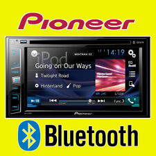 "PIONEER Car/Van CD DVD USB Double Din 2DIN Stereo Bluetooth iPod iPhone 6.2"" LCD"