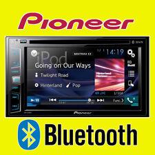 "Pioneer Car/van CD DVD USB doble din 2DIN estéreo Bluetooth iPod iPhone 6.2"" LCD"