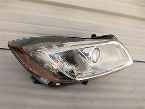 2011 2012 2013 Buick Regal RIGHT Passenger OEM Xenon HID Headlight Lamp Damaged
