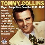 CD - COLLINS, TOMMY - SINGER-SONGWRITER - SEALED