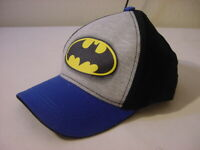 KIDS BATMAN HAT - ONE SIZE FITS MOST