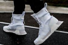 Adidas Originals F/1.3 Pk Primeknit Men Waterproof BY3007 White Sneakers