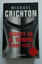 Libro Rescate en el Tiempo de Michael Crichton