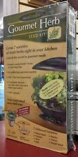 AeroGarden Gourmet Herb Seed Kit. 7 varieties of fresh herbs. Brand New Sealed
