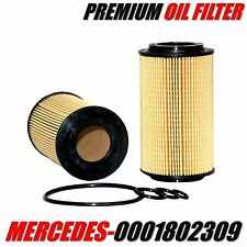 MERCEDES-BENZ Engine Oil Filter OE# 1121800009 - 0001802309
