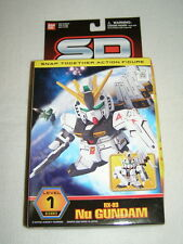 SD Gundam RX-93 Nu Gundam 1/144 scale model