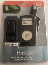 Griffin trio for nano ipod case