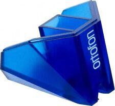 Ortofon 2 M Azul 100 reemplazo Stylus Aguja de edición especial aniversario de registro
