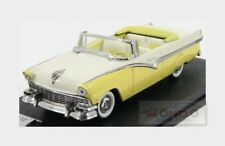 Ford Usa Fairlane Cabriolet Open 1956 Yellow White VITESSE 1:43 VE36278