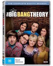 The BIG BANG THEORY Season 8 : NEW DVD
