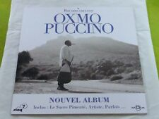 OXMO PUCCINO - ROI SANS CARROSSE!!!!PLV cartonnée / Cardboard Display !!!30 X 30