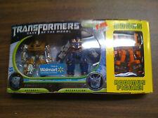 Transformers Walmart EX DOTM Bumblebee & Soundwave W/ Rodimus NEW FREE SHIP US