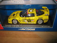 ACTION 1.43 CORVETTE C5-R GTS  DAYTONA 24 HOUR 2001 WINNERS #2 LTD ED AWESOME