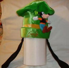 DISNEY LAND Paris Mad Hatter GOOFY Costume MASK HAT Halloween Cosplay ADULT