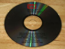 U.S. Army Corps Of Engineers Vicksburg District Red River Levees PC CD-ROM 1998